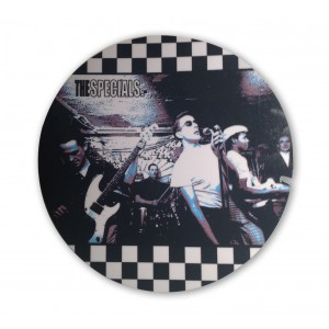 The Specials - Band - Record Label Vinyl Sticker