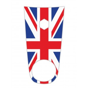 Union Jack Horn Cover Sticker fits Vespa ET4 ET2 Scooter