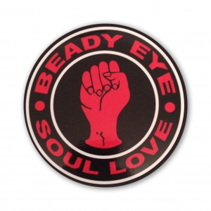 Beady Eye Sticker