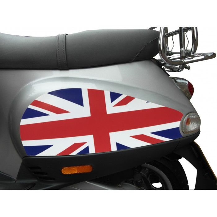 Side Panel Stickers fits Vespa ET2 ET4 LX Scooter