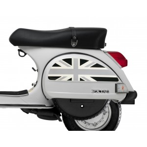 Union Jack Side Panel Stickers fits Vespa PX T5 Scooter