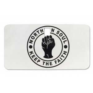 Northern Soul Tool Box Sticker fits Vespa PX T5 LML Scooter