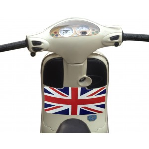 Union Jack Tool Box Sticker fits Vespa ET4 ET2 Scooter