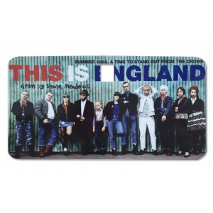 This is England Tool Box Sticker fits Vespa PX T5 LML Scooter