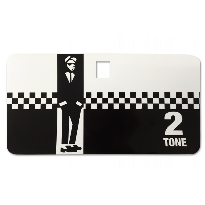2Tone / Ska Glove Box Sticker fits Vespa PX T5 LML Scooter